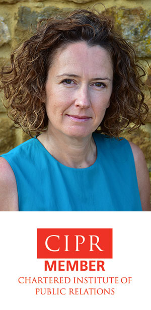 Louise Raisbeck, freelance PR consultant
